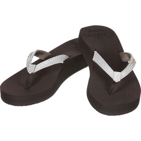 Reef Star Cushion Sassy Flips Women, brown/white